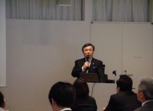 講師は山本会長