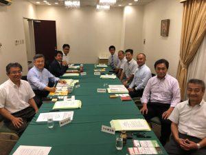西日本支部長会議