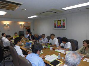 東日本支部長会議